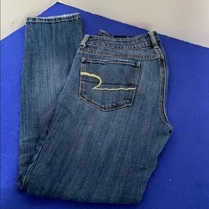 American Eagle Jeans Skinny Stretch Size 8